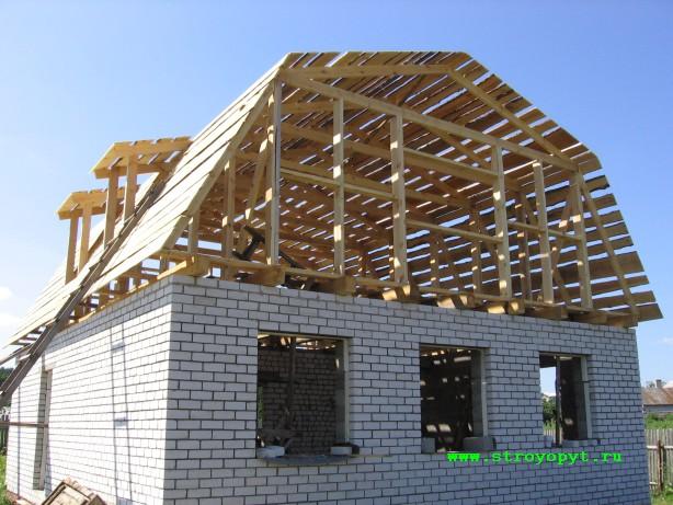 Еще материалы на тему мансарды и крыши