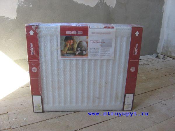 радиатор Sole